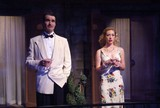 Victor (Matthew Floyd Miller)                 and Sybil (Alyson Lindsay)